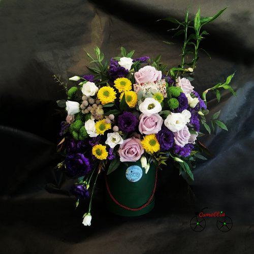 ყვავილების ონლაინ მაღაზია